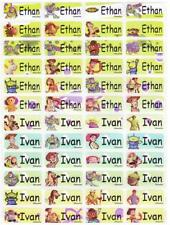 120 TOY STORY Custom Waterproof Name Labels-SCHOOL(Buy 5 get 1 FREE)