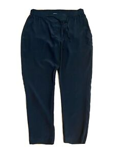 Sussan-Jogger Pant in Black-Size 14
