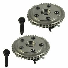 PAIR - Variable Timing Cam Phaser VVTi Actuator w/ Bolts For Ford 4.6L & 5.4L 3V