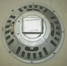 "Vintage Motorola Golden Voice 12"" Alnico Woofer  -  8 Ohm"