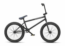 "WE THE PEOPLE 2019 CRYSIS 21 MATTE BLACK COMPLETE BMX BIKE 21"" S&M 21 INCHES"