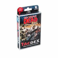 The Walking Dead: Survivors vs Walkers Card Game - TacDex Game - USAopoly - New
