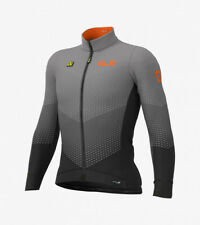 Ale Cycling Winter Jersey Delta Micro PR-S|Black/Grey|ΑUTHENTIC-BRAND NEW