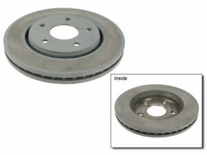 Front Brake Rotor For 2008-2011 Chrysler Town & Country 2010 2009 G542VS