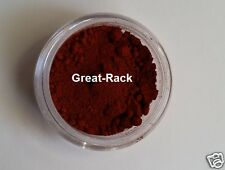 3g 3 Grams Matte Red Iron Oxide Diy Pigment Soap Cosmetic Makeup Cp Mp Powder