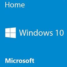 Windows 10 Home Edition Product Activation License Key Code 32 & 64 Bit