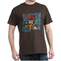CafePress Marvel Comics MODOK Retro Dark T Shirt Cotton T-Shirt (1397735902)