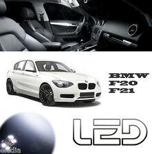 Kit LED BMW Série 1 F20 F21 - 18 Ampoules Blanc plafonnier 114 116 118 120 125 .
