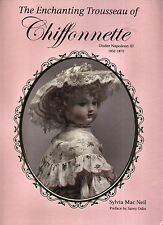 The Enchanting Trousseau of Chiffonnette new Signed book