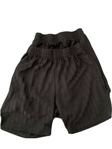 P.E Shorts Unisex For Ages 7-8 Years Pack Of 2