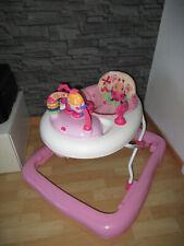 Bright Starts Babygeher Pink Lauflernhilfe Gehfrei rosa