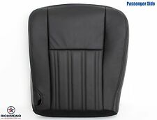2004 Ford F250 Harley-Davidson- Passenger Bottom Replacement Leather Seat Cover