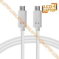 Lite-am® USB 3.0 To USB-C & USB-C To USB Type-C Fast Data Sync & Charge Cable 2A