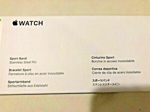 Original Apple Watch Sports Band - 40 MM - Series 5