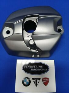 BMW Motorcycle Hex Head Cover 05-10 R1200GS R NineT 1200RT Valve LEFT 7723675