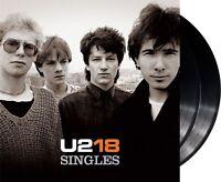 "U2 ""18 singles"" Best Of Vinyl 2LP NEU Greatest Hits Collection Gatefold Sleeve"