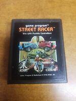 Street Racer (Atari 2600, 1977)