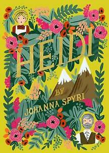 Heidi: Puffin in Bloom by Spyri, Johanna Book The Cheap Fast Free Post