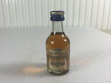 Mignonnette mini bottle non ouverte COGNAC MARTELL