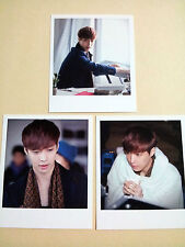 EXO K M POLAROID CARD SM OFFICIAL GOODS - Lay / Not photo card - 2014 New