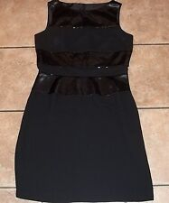 DRESS BARN~Little BLACK DRESS~size 10~NEW Dressy Ladies PENCIL~NWOT