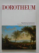 Dorotheum seit 1707 Ölgemälde des 19 Jahrhunderts Donnerstag 6.11.2008