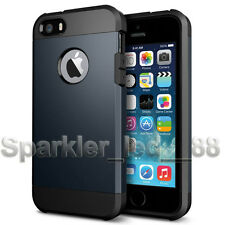 Apple iPhone 5/5s SE 2 in 1 Shock Proof Hybrid Extreme Drop Protection Skin Case