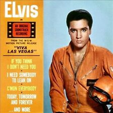 Elvis Presley - Viva Las Vegas Original Soundtrack  - 2009 Sony CD Reissue