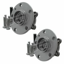 Audi A3 8P Hatchback 2003-8/2013 Front Wheel Bearing Hubs With ABS 137mm Flange