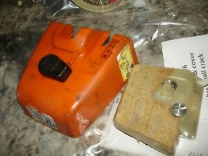 Stihl 026  air filter and cover     chainsaw part only  bin 40