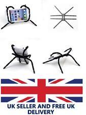 FLEXIBLE SPIDERPODIUM SPIDER PHONE SATNAV GADGET CAR HOLDER MOUNT UK SELLER