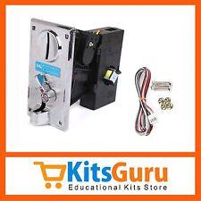 Electronic Coin / Token Acceptor Selector Programmable Arcade game machine KG185