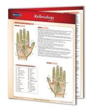 Reflexology Chart - Reflexology Quick Reference Guide