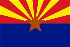 Arizona State 3 X 5 Flag items sign merchandise banner Usa western states flags