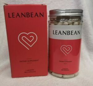 LeanBean Dietary Supplement 1 Month Supply 180 Capsules