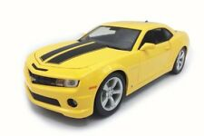 2016 Chevy Camaro SS, Yellow - Maisto 31689YL - 1/18 Scale Diecast Model Toy Car