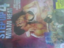 Step Up 4 - Miami Heat [DVD] new sealed/free post