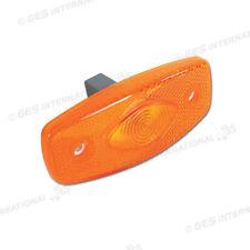 Side marker Luce Ingombro Fanalino laterale arancione Camper Roulotte Caravan