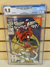 Marc Spector: Moon Knight #57 Amazing Spider-Man #301 Cover Homage CGC 9.8