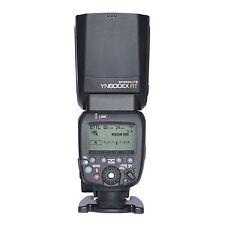 YONGUO YN600EX-RT TTL wireless flash speedlite for canon 7DII 7D 5DIII 5D 6D 7D