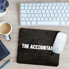 The Accountant Mouse Mat Pad 24cm x 19cm