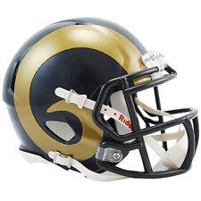 LA Rams Riddell NFL Mini Speed Football Helmet