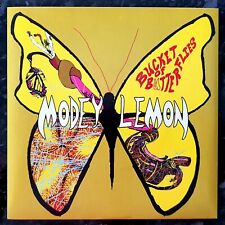 "Modey Lemon - Bucket Of The Butter Flies - Excellent Condition 2005 7"" P/S"
