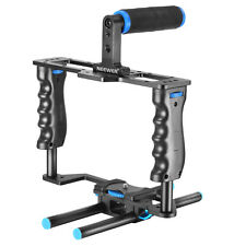 Neewer Aluminum Alloy Video Cage Film Movie Making Kit for Canon 5D mark II III