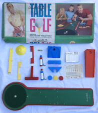 Vintage RARE 1961 Arnold Palmer Indoor Game TABLE TOP GOLF Ohio Art #549