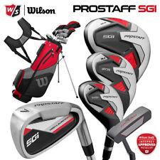 Wilson ProStaff SGI LEFT HANDED Package Set (Driver+3W+5H+6-SW+Bag) - NEW! 2020