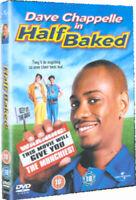 Half Baked DVD (2009) Dave Chappelle, Davis (DIR) cert 18 ***NEW*** Great Value