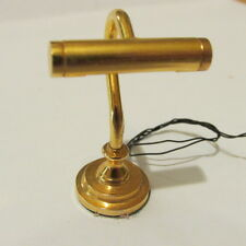 Desk Light ~ DISCOUNTED ~ Doll House Miniature ~ 1/12th scale