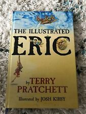 More details for terry pratchett - hardback - the illustrated eric - 1st edition