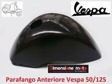 6342 - Parafango Anteriore in Plastica Nero per Piaggio Vespa FL2 50 HP dal 1991